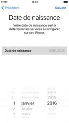 Apple iPhone 7 - Premiers pas - Créer un compte - Étape 20