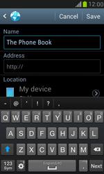 Samsung I8190 Galaxy S III Mini - Internet - Internet browsing - Step 8