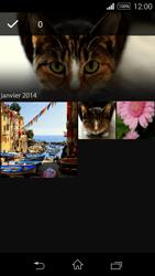 Sony Xpéria E3 - Photos, vidéos, musique - Envoyer une photo via Bluetooth - Étape 6