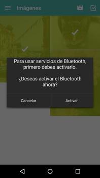 Motorola Moto X Play - Bluetooth - Transferir archivos a través de Bluetooth - Paso 11