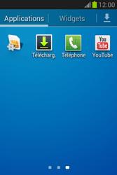 Samsung S6790 Galaxy Fame Lite - Messagerie vocale - configuration manuelle - Étape 4