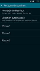 Samsung G900F Galaxy S5 - Réseau - utilisation à l'étranger - Étape 12