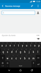 HTC Desire 820 - Contact, Appels, SMS/MMS - Envoyer un MMS - Étape 6