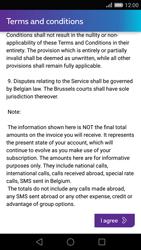 Huawei P8 - Applications - MyProximus - Step 11