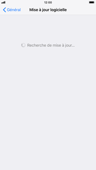 Apple iPhone 8 Plus - iOS 12 - Appareil - Mise à jour logicielle - Étape 6