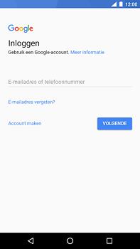 Nokia 6 (2018) - E-mail - e-mail instellen (gmail) - Stap 8