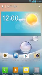 LG P875 Optimus F5 - MMS - automatisch instellen - Stap 1