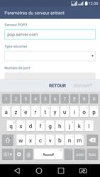 LG LG K8 - E-mails - Ajouter ou modifier un compte e-mail - Étape 10