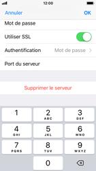 Apple iPhone 5s - iOS 11 - E-mail - Configuration manuelle - Étape 21