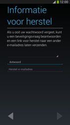 Samsung I9205 Galaxy Mega 6-3 LTE - Applicaties - Account aanmaken - Stap 14