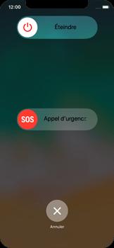 Apple iPhone X - Premiers pas - Configurer l