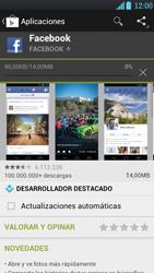LG Optimus L9 - Aplicaciones - Descargar aplicaciones - Paso 7