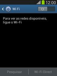 Samsung Galaxy Pocket Neo - Wi-Fi - Como ligar a uma rede Wi-Fi -  5