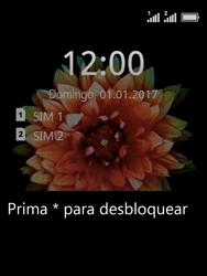 Nokia 3310 - Internet no telemóvel - Como configurar ligação à internet -  23