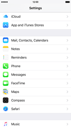 Apple iPhone 6 iOS 9 - Email - Manual configuration IMAP without SMTP verification - Step 3