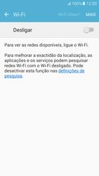 Samsung Galaxy S6 Android M - Wi-Fi - Como ligar a uma rede Wi-Fi -  5