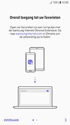 Samsung Galaxy J5 (2017) - Internet - hoe te internetten - Stap 4