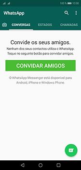 Huawei P20 - Aplicações - Como configurar o WhatsApp -  14