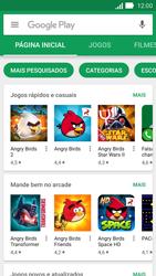 Asus Zenfone 2 - Aplicativos - Como baixar aplicativos - Etapa 4