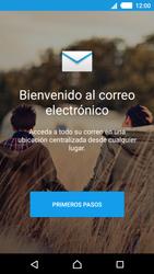 Sony Xperia M4 Aqua - E-mail - Configurar Outlook.com - Paso 4