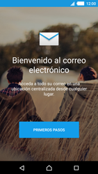 Sony Xperia M4 Aqua - E-mail - Configurar Yahoo! - Paso 4