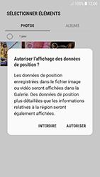 Samsung A520F Galaxy A5 (2017) - Android Oreo - E-mail - Envoi d