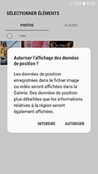 Samsung Galaxy A3 (2017) - Android Oreo - E-mail - envoyer un e-mail - Étape 13