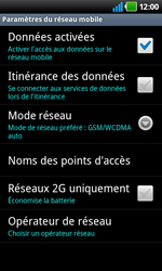 LG P920 Optimus 3D Speed - MMS - Configuration manuelle - Étape 6
