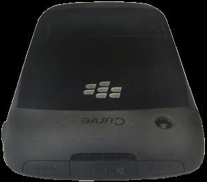 BlackBerry 8520 - Premiers pas - Découvrir les touches principales - Étape 10