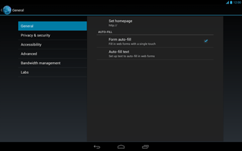 Acer Iconia Tab A3 - Internet - Manual configuration - Step 26