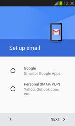 Samsung I8190 Galaxy S III Mini - E-mail - Manual configuration (gmail) - Step 7