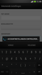 HTC One Mini - E-mail - Handmatig instellen - Stap 13