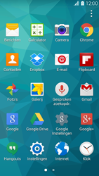 Samsung G901F Galaxy S5 4G+ - Internet - Hoe te internetten - Stap 2