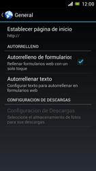 Sony Xperia J - Internet - Configurar Internet - Paso 24