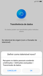 Huawei P10 - Primeiros passos - Como ligar o telemóvel pela primeira vez -  16