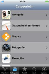 Apple iPhone 3G S - Applicaties - Downloaden - Stap 9