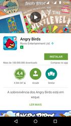 Motorola Moto G (2ª Geração) - Aplicativos - Como baixar aplicativos - Etapa 16