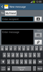Samsung I8200 Galaxy SIII Mini Lite - Mms - Sending a picture message - Step 8