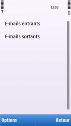 Nokia C5-03 - E-mail - Configurer l