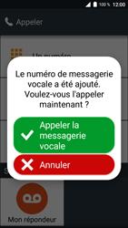 Doro 8035 - Messagerie vocale - Configuration manuelle - Étape 7