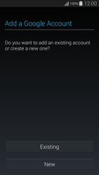 Samsung G850F Galaxy Alpha - Applications - Create an account - Step 4