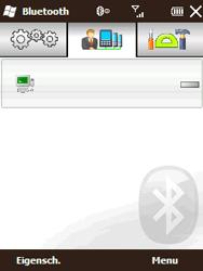 HTC T3333 Touch II - Bluetooth - Headset, carkit verbinding - Stap 10