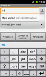 KPN Smart 200 - E-mail - Hoe te versturen - Stap 6