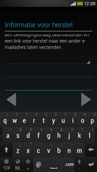 HTC Desire 601 - Applicaties - Account aanmaken - Stap 16