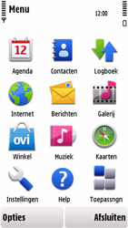 Nokia 5230 - Internet - handmatig instellen - Stap 16