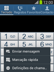 Samsung Galaxy Pocket Neo - Chamadas - Como bloquear chamadas de um número -  5