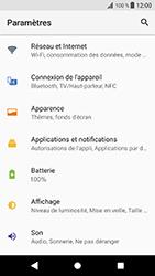 Sony Xperia XZ - Android Oreo - Internet - activer ou désactiver - Étape 4