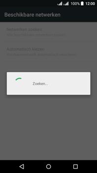 Acer Liquid Z630 - Netwerk - Handmatig een netwerk selecteren - Stap 10