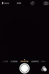 Apple iPhone 4S (iOS 8) - Photos, vidéos, musique - Prendre une photo - Étape 5