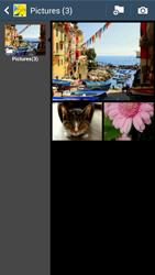 Samsung Galaxy S4 - Photos, vidéos, musique - Envoyer une photo via Bluetooth - Étape 5